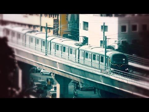 Chennai-Metro--Traffic-illadha-city
