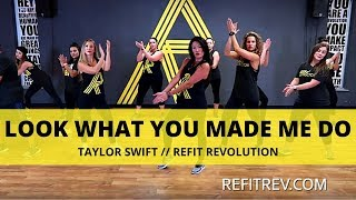 """""""Look What You Made Me Do"""" 