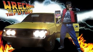 WRECK TO THE FUTURE