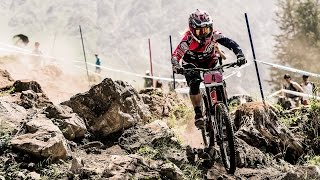 Tracey and Mick Hannah Talk Racing in Cairns: MTB World Cup 2016 by Red Bull