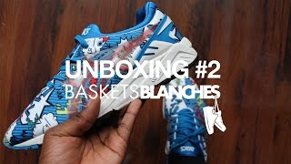 Video Sneakers unboxing #2 by Baskets Blanches - Asics Gel-Kayano Evo Comic MP3, 3GP, MP4, WEBM, AVI, FLV Juni 2017