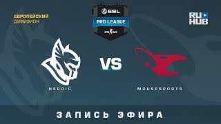 Heroic vs mousesports - ESL Pro League S7 EU - de_inferno [ceh9, Enkanis]