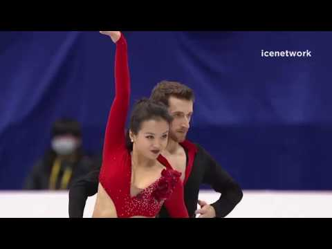 09 KOR Yura MIN & Alexander GAMELIN - 2018 Four Continents - Dance SD (видео)