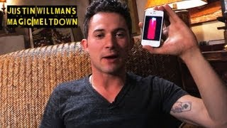 Technology & MAGIC - Justin Willman's Magic Meltdown