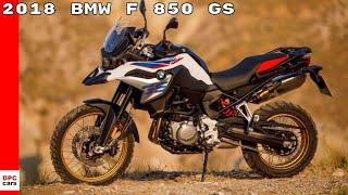 7. 2018 BMW F 850 GS