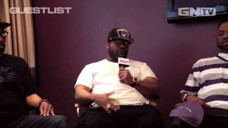 Wu-Tang Clan Interview - Guestlist 2013