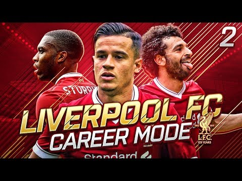 FIFA 18 Liverpool Career Mode #2 - ONE OF ENGLANDS BIGGEST TALENTS JOINS LFC!