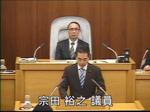 2017年第4回川崎市議会の代表質問(動画)