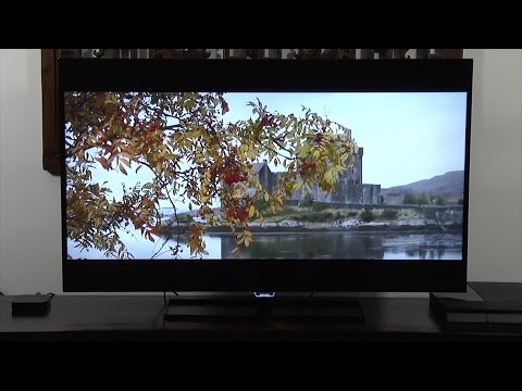 Видео Телевизор LED Philips 55PUT6401