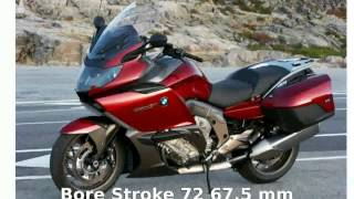 6. BMW K1600GT - Features and Specification