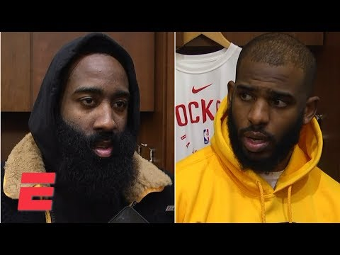 Video: James Harden: 'Couldn't get anything right' in 3rd quarter vs. the Thunder | NBA Sound