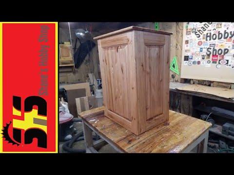 Easy Laundry Bin Build