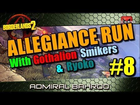 Borderlands 2 Allegiance Playthrough Episode 8