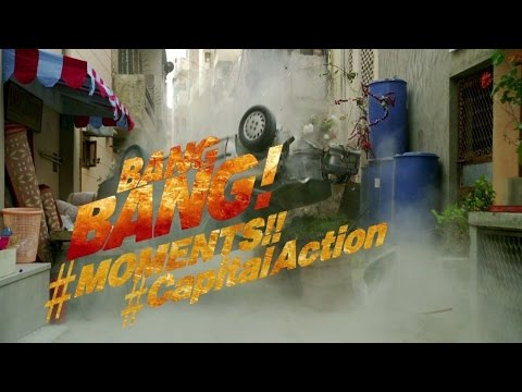 Bang Bang! Bang Bang! (Making Of 'Capital Action with Andy Armstrong')