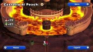 [ITA] Let's Play: New Super Mario Bros. U - Mondo 8: Castello Di Peach [1/2]