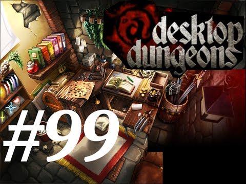 Let's Play Desktop Dungeons 99: Drinking Problem