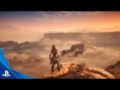 E3 Gameplay: Horizon Zero Dawn