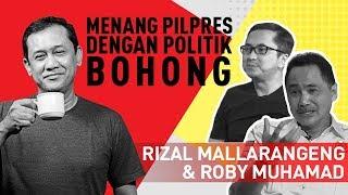 """Video Denny Siregar dan Rizal Mallarangeng - Seruput Kopi """"Menang Pilpres Dengan Politik Bohong"""" MP3, 3GP, MP4, WEBM, AVI, FLV Januari 2019"""