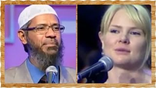Video Christian Sister Accept Islam After She Got Her 2 Answer - Dr. Zakir Naik MP3, 3GP, MP4, WEBM, AVI, FLV Desember 2017