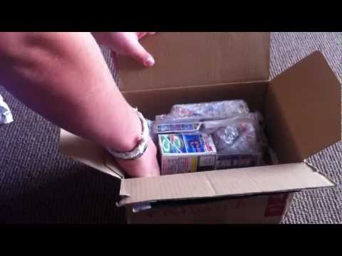 Beyblade RARE OLD SCHOOL HMS/PLASTIC LOT UNBOXING! OkinawamTS WBO