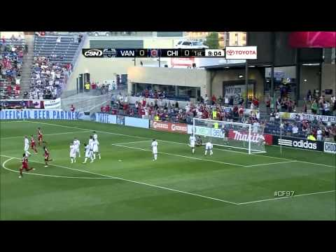 All the 2012 Chicago Fire Goals