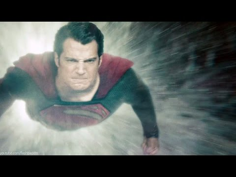 Terraforming [cut] | Man of Steel