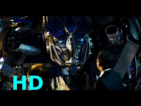 Autobots vs. Sector 7 ''Bumblebee Captured'' -  Transformers-(2007) Movie Clip Blu-ray HD Sheitla