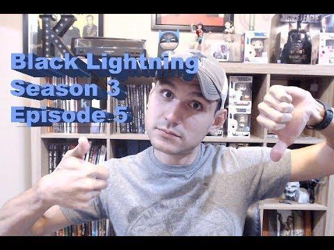 Black Lightning Season 3 Episode 5 Recap and Review