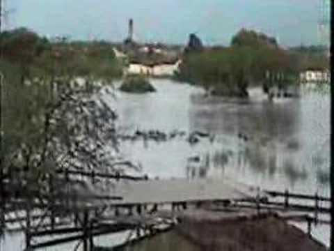 Floresta - Enchente do Rio Pajeú parte 2