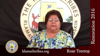 Restoration 2016 - What Does Restoration Mean to You? - Rose Treetop