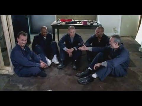 Michael tricks Bellick - Prison Break