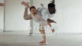 "Isaac Kyere and Anna Holmstrom show us their creativity and skills in this amazing video, featuring music from Thriftworks. #DanceStoriesSubscribe to DanceOn!►► http://bit.ly/DanceOnYTDanceOn brings you Dance Stories, where we put the creative reins in the hands of our DanceOn Network talent and help them bring their unique vision to life! This video was choreographed by Isaac Kyere and Anna Holmstrom featuring ""A Fuerza"" by Thriftworks. -CONNECT WITH ISAAC KYERE-Site: https://mik-family.com/website_us/home.htmlYouTube: https://www.youtube.com/channel/UCf6qdDo_N-Wby7Ouod6ZvNQFacebook: https://www.facebook.com/isaac.kyere.9Facebook: https://www.facebook.com/mikfamily5/?pnref=lhc-CONNECT WITH ANNA HOLMSTROM-Facebook: https://www.facebook.com/annaholmstromanna/Instagram: https://www.instagram.com/holmstromanna/Site: https://petricoremovement.come-mail: info@petricoremovement.com-CONNECT WITH DANCEON-YouTube: https://www.youtube.com/danceonTwitter: https://twitter.com/DanceOnFacebook: https://www.facebook.com/DanceOnNetworkInstagram: https://www.instagram.com/DanceOn-CONNECT WITH THRIFTWORKS-Site: http://thriftworksmusic.comYouTube: https://www.youtube.com/channel/UC6ELHZOqu_6OeYDvqoLukuAFacebook: https://www.facebook.com/Thriftworks/Twitter: https://twitter.com/ThriftworksInstagram: https://www.instagram.com/thriftworks/-WHO DID THIS?-VP of Production: Cara GoldbergVP of Content & Platform Strategy: Roxanne TetiChoreographers/Dancers: Isaac Kyere, Anna Holmstrom Music: ""A Fuerza"" by Thriftworks Music Partnerships: Erica Forster, Jason CienkusIf you wanna be all official about it: For DanceOn music partnership inquiries: music@danceon.comFor DanceOn talent partnership inquiries: recruiting@danceon.com For press inquiries, we'd love to chat!: press@izo.com"