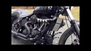 10. Harley Softail Night Train Procharger