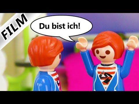 Familie Vogel -JULIANS DOUBLE - Kann man ihn klonen? Kinderserie Playmobil Doppelgänger Film deutsch