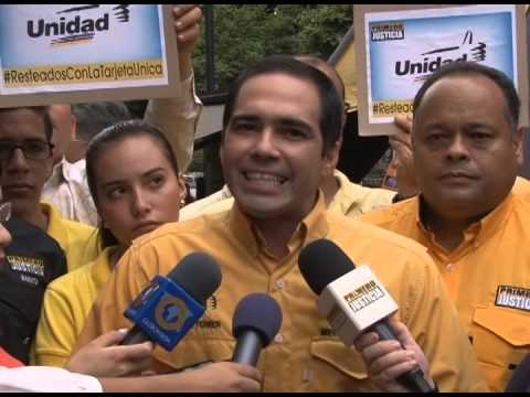 Edison Ferrer: La Unidad Perfecta blindará el  triunfo en las parlamentarias