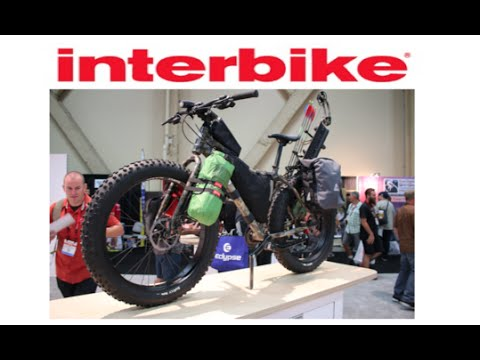 Interbike - the biggest bicycle trade show in America