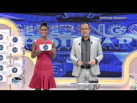 diela shqiptare - Telebingo shqiptare (27 tetor 2013)