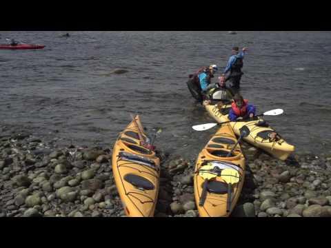 Kayak de mer avec Mer et monde écotours