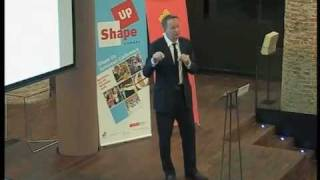 Shape Up Conference in Barcelona 2008