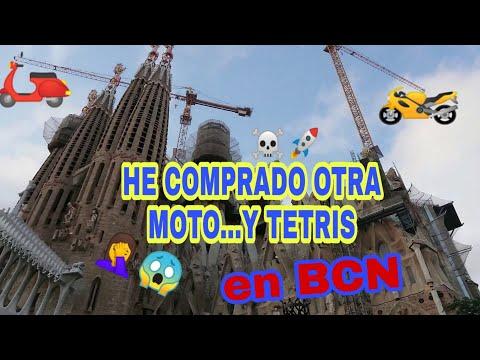 HE COMPRADO OTRA MOTO TETRIS????EN BARCELONA PARA REPARAR Y RESTAURAR. Pepino 2T