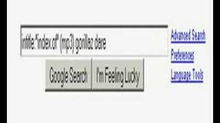Download mp3 from google