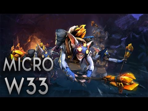 w33 Meepo - How to Micro