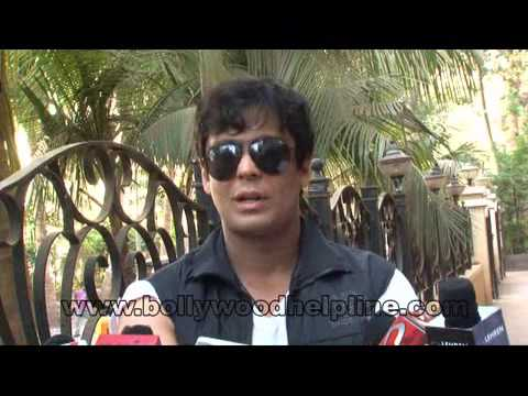 Interview With Vikram Singh For Success Of Movie Heropanti