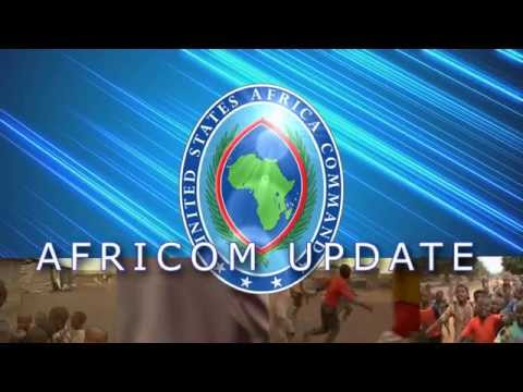 In this episode of the AFRICOM Update, a look at the logistics involved in supporting Operation United Assistance in Liberia.