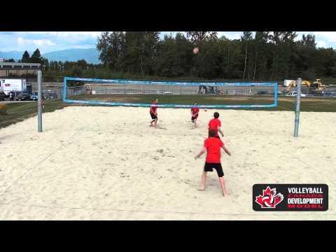 14U Beach Tennis