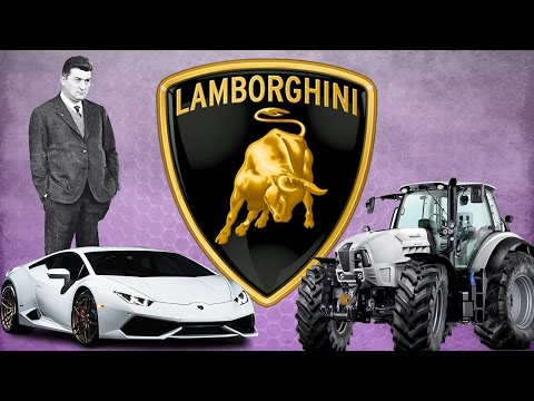 Lamborghini: Never Insult a Tractor Tycoon (2016)