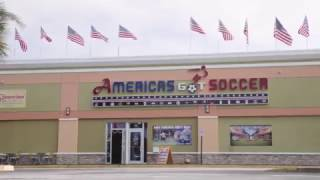 Americas Got Soccer is located in Oakland Park and has 3 premium fields and restaurant and a bar.