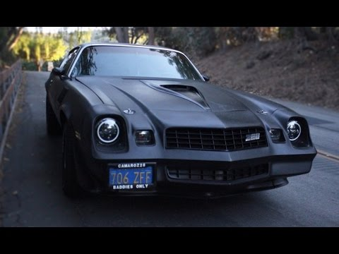 1980 Chevrolet Camaro Z/28 - One Take