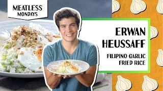 Filipino Garlic Fried Rice l Meatless Mondays - Erwan Heussaff by Tastemade
