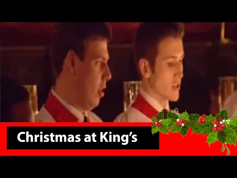 #17 O Come, all ye faithful arr. David Willcocks King's College Cambridge 2009